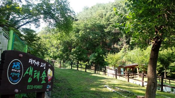 고령신리마을2-생태숲