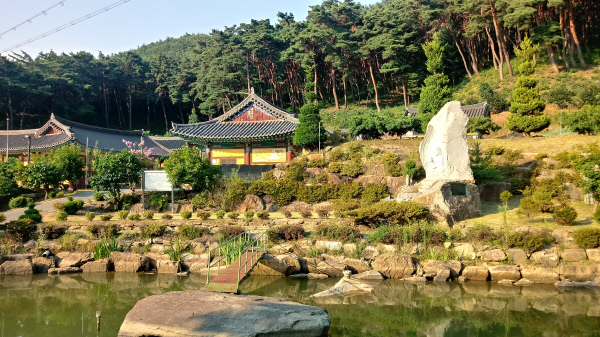 에천문래실마을-정원